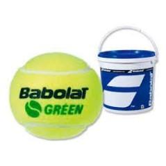 Pallina Green Box 72 Pezzi giallo