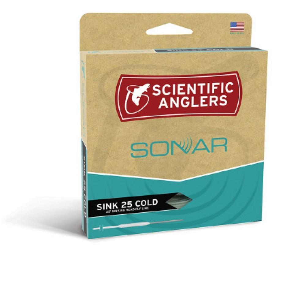 Coda di topo Sonar Sink 25 250 g Scientific Anglers