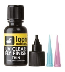 UV Clear Fly Finish Thin