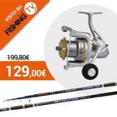 Combo Surf Casting Nightwish 180