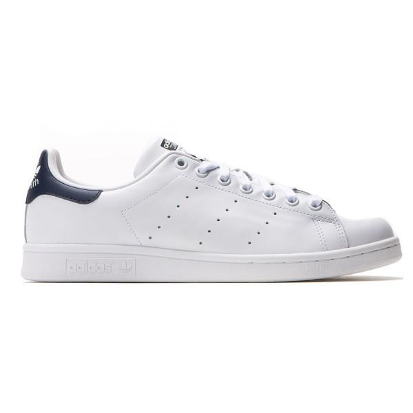on sale fafa1 e75cf Scarpe Stan Smith colore Bianco Blu - Adidas - SportIT.com