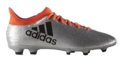 Scarpe Calcio Uomo X 16.3 FG grigio rosso