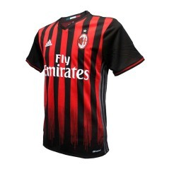 Maglia Calcio Bambino AC Milan Home 2016/17