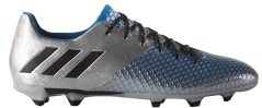 Scarpe Calcio Uomo Messi 16.2 FG grigio-blu dx