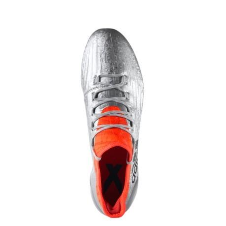 Scarpe Calcio Adidas X 16.1 FG colore Grigio Rosso Adidas