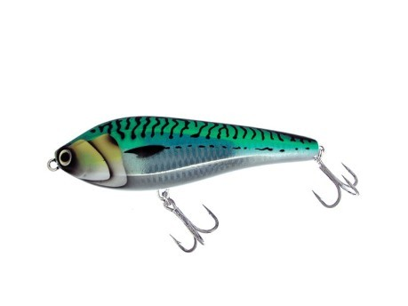 Artificiale Jerk 140 Sinking 85 Gr green mackerel