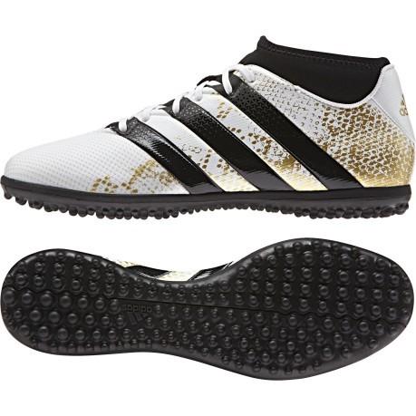 Scarpe Calcetto Adidas Ace 16.3 Primemesh TF colore Bianco