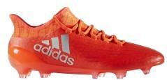 Scarpe Calcio Uomo X 16.1 FG rosso