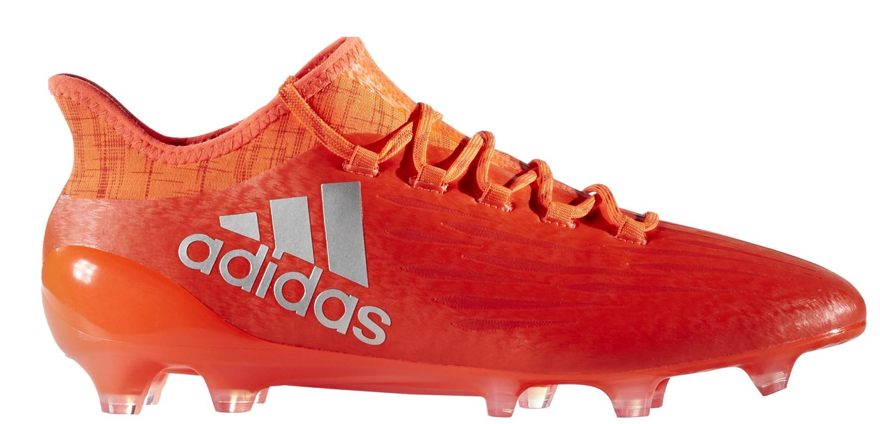 Scarpe Calcio Rosso Adidas X Fg Colore Rosso Calcio Adidas 994f01