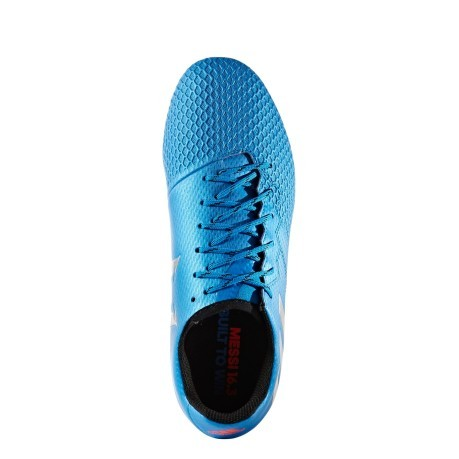 Scarpe calcio messi 16.3 fg colore blu   adidas   sportit.com