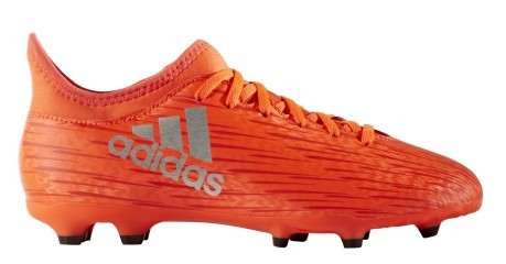 Football boots Child Adidas X 16.3 FG colore Red - Adidas - SportIT.com d0c155be8