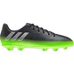 Scarpe Calcio Bambino Messi 16.3  FG nero verde