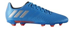 Scarpe Calcio Bambino Messi 16.3 FG blu arancio