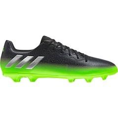Scarpe Calcio Uomo Messi 16.3 FG nero verde