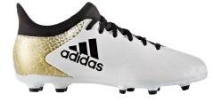 Scarpe Calcio Bambino X 16.3 FG bianco giallo