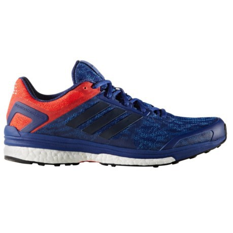 Mens shoes Supernova Sequence 9 blue red