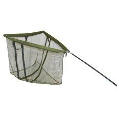 Guadino Gladio Landing Net in Mesh Carbon