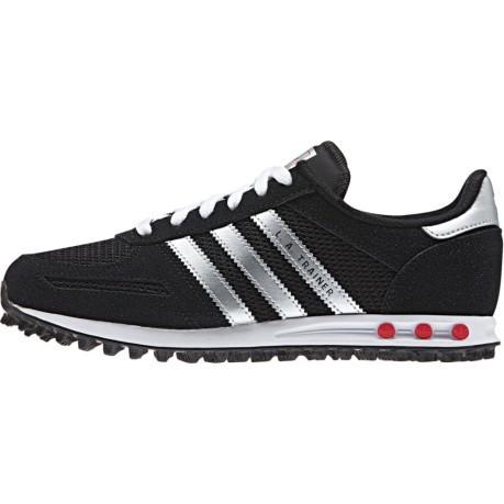 Scarpa l a trainer j colore nero grigio adidas for Adidas che cambiano colore
