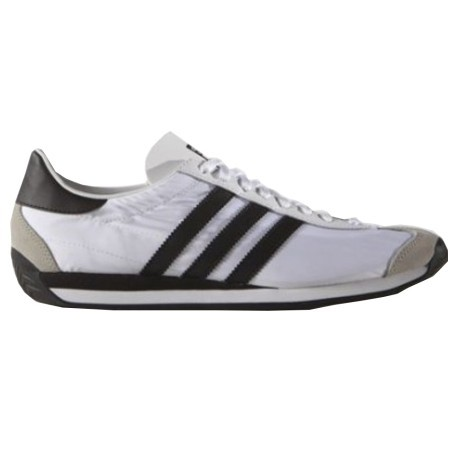 ADIDAS scarpe uomo sneaker COUNTRY OG S81862 BIANCONERO