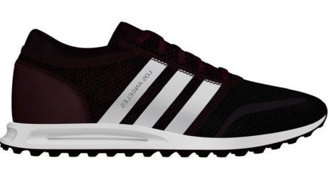 perdonado Proponer Circunstancias imprevistas  La chaussure homme de Los Angeles colore marron blanc - Adidas Originals -  SportIT.com