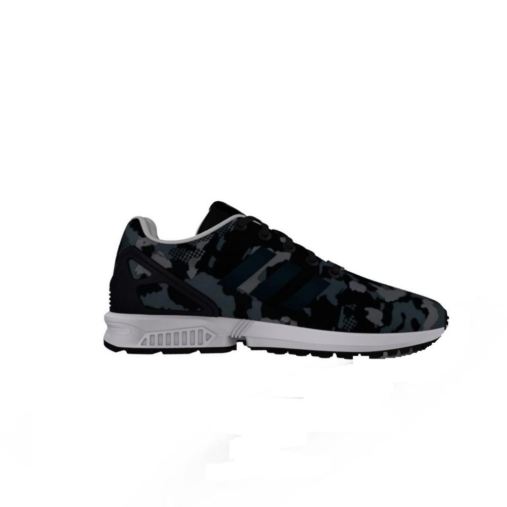 adidas zx flux nero bambino