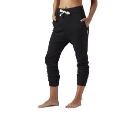 Pantalone Donna Yoga Jogger nero