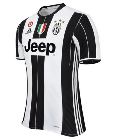 size 40 9096a 3b6dd Jersey Authentic Juventus Home 16/17