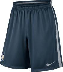 Pantaloncini da allenamento dell'Inter blu