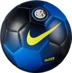 Pallone Calcio Inter nero-azzurro