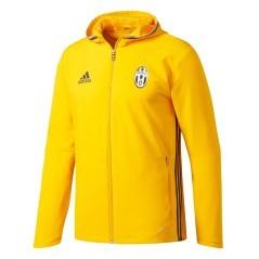 Felpa Uomo Juventus Pre giallo front