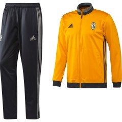 Tuta Junior Juventus Pes Suit giallo nero