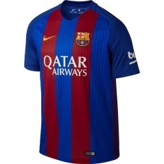 Football jersey Barcelona home 16/17