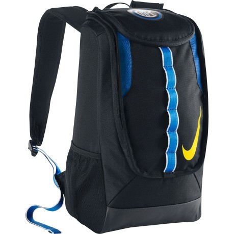 acf65cd66b Backpack Inter Allegiance colore Black Light blue - Nike - SportIT.com