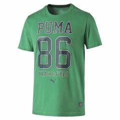 T-shirt Uomo Style Athletic nero