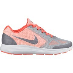 Scarpe Ragazzo Nike Revolution 3 GS blu grigio