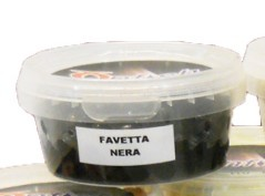 Secchiello Granaglie Favetta nera da innesco 120 g