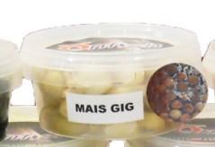 Secchiello Granaglie Bacche d'Acero da innesco 120 g