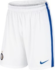 Pantaloncini away Inter bianco