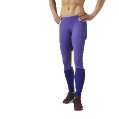 Fuseaux Uomo Tight Crossfit Cordura viola fantasia