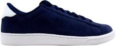 Scarpe Uomo Tennis Classic Suede blu bianco