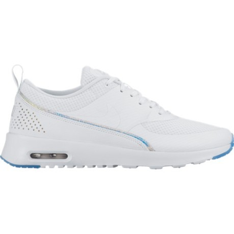 outlet store f5653 8644a Shoes Woman Air Max Thea Premium colore White White - Nike - SportIT.com