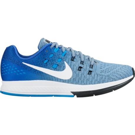 hot sale online 746b2 31e16 Shoes Men Air Zoom Structure 19 blue gray