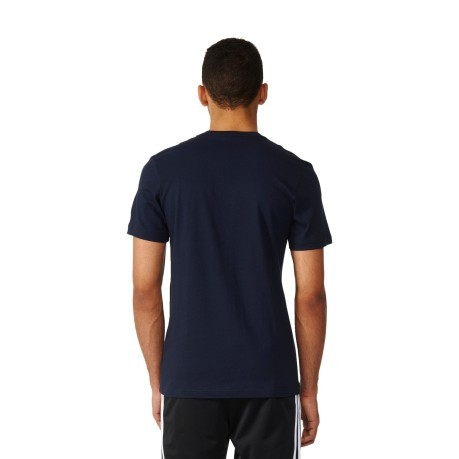 T-Shirt Uomo Toungue Label blu