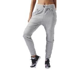 Pantalone Donna Dance Knit Moto grigio