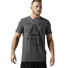 T-Shirt Uomo One Series SpeedWick Performance grigio