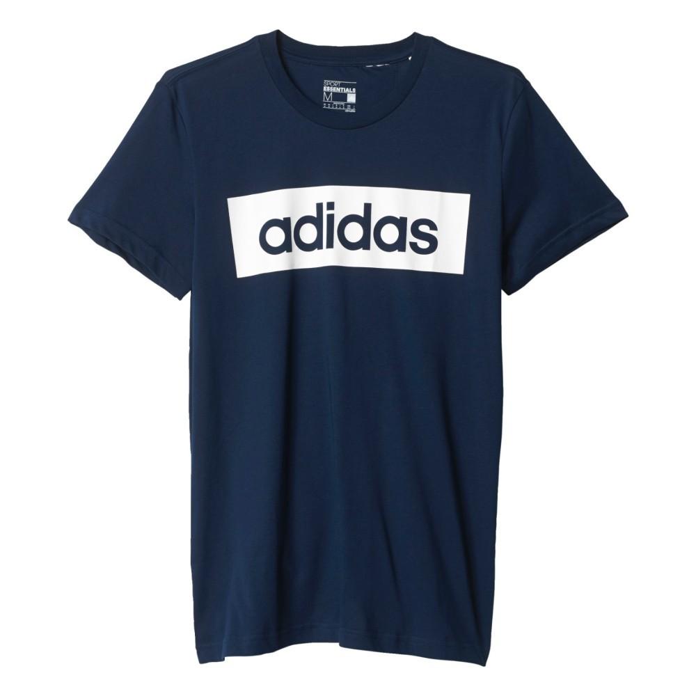 adidas uomo t shirt manica corta  Adidas Ak1810 T-shirt Manica corta Uomo Blu S | eBay