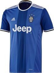 Juve away 16/17 blu