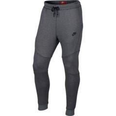 Pantaloni Jogger Fleece Tech Grigio