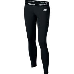 Leggins Girl's Sportswear Tight nero