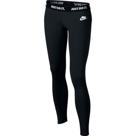 Leggins Girl's Sportswear Tight nero